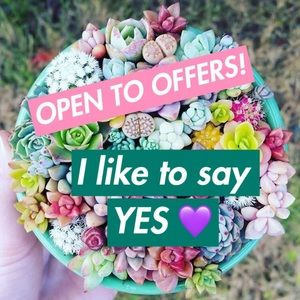 Other - MAKE ME AN OFFER💕
